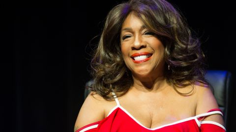 CLEVELAND, MS - MARCH 09:  Mary Wilson listens to questions from the audience at GRAMMY Museum Mississippi on March 9, 2018 in Cleveland, Mississippi.  (Photo by WIll Jacks/WireImage)