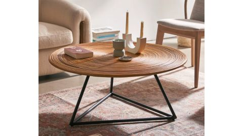 Nina Rattan Coffee Table