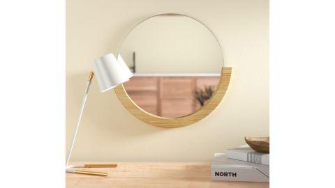 Mira Modern Accent Mirror