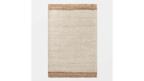 Threshold Designed by Studio McGee Honeyville Jute/Wool Natural Rug