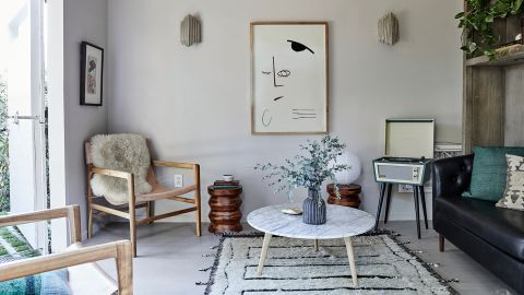 "Shanty Wijaya's so-called ""Project Japandi"" house in Los Angeles"