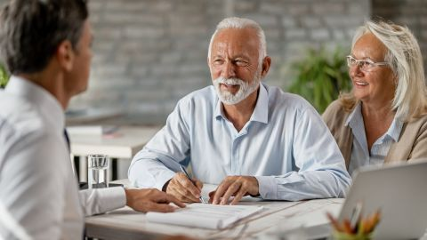 Older people might consider guaranteed issue life insurance, a type of whole life insurance with no medical exam.