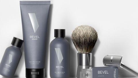 Bevel Men's Shave Starter Kit
