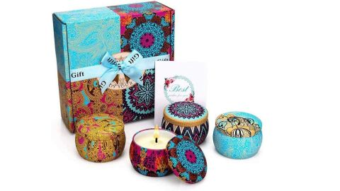 Fimiss Scented Candles Gift Set
