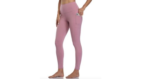 Colorful Koala Women's High Waisted Yoga Pants 7/8 Length Leggings with Pockets
