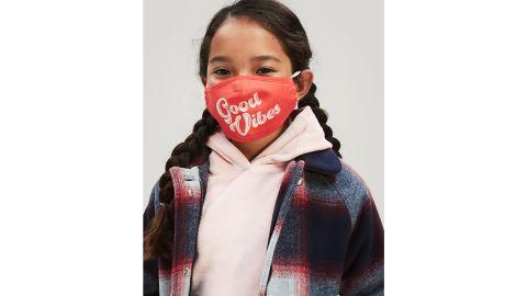 Kids' Contour Mask With Filter Pocket, 3-Pack