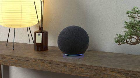 4th-Gen Amazon Echo