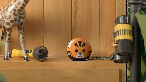 4th-Gen Amazon Echo Dot Kids Edition