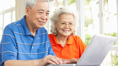 Even if you're an at older age, it's worth looking at your life insurance options.