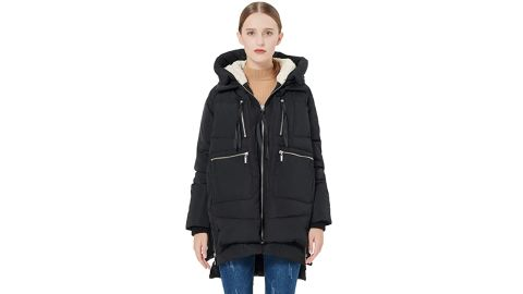 Orolay Women's Thickened Down Coat