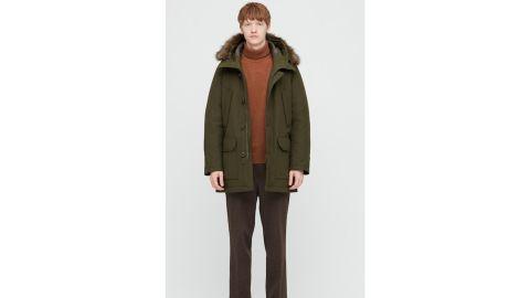 Men's Ultra-Warm  Down Coat