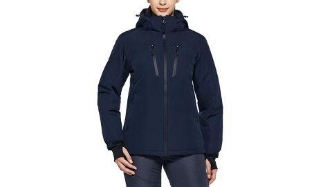 TSLA Women's Winter Ski Jacket