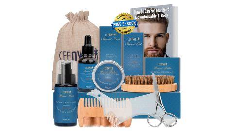 Ceenwes Beard Grooming Kit