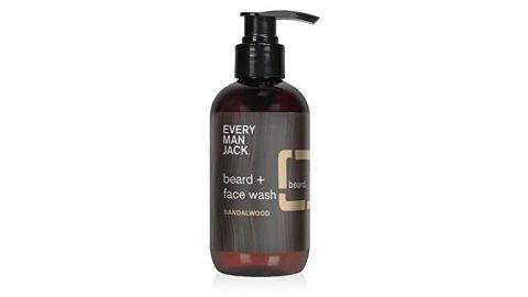 Every Man Jack Beard + Face Wash, Sandalwood