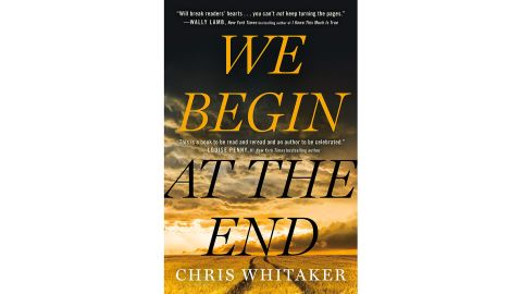 'We Begin at the End' by Chris Whitaker