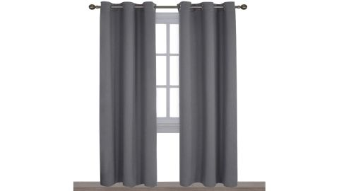 Nicetown Blackout Curtain Panels
