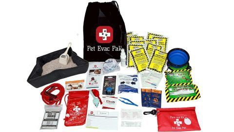 Pet Evac Pak for Cats