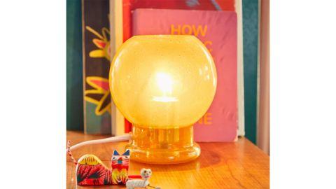 Alvaro Glass Table Lamp