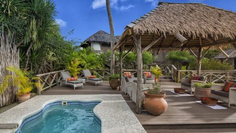 Galle Bay Resort and Spa in Antigua Five Islands Village