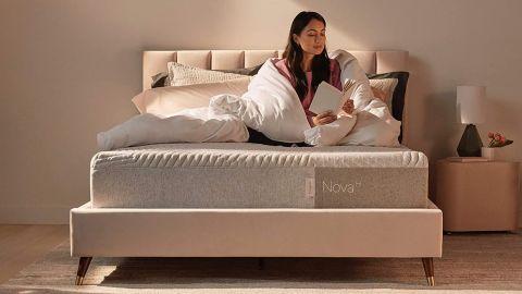 Casper Sleep Nova Hybrid Mattress, Queen