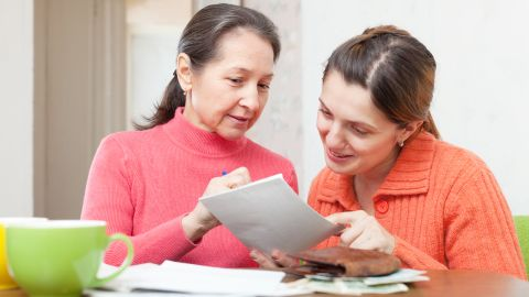 A gift from a family member can be one way to make it to the 20% down payment threshold.