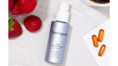 Neutrogena Rapid Wrinkle Repair Night Face Moisturizer