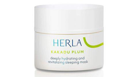 Herla Kakadu Plum Deeply Hydrating and Revitalizing Sleep Mask