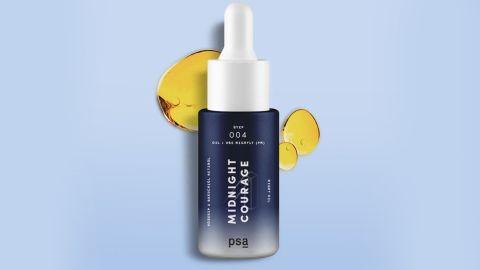 PSA Skin Midnight Courage Rosehip & Bakuchiol Retinol Night Oil