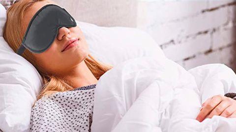 Lewis N. Clark Men's Travel Comfort Eye Mask