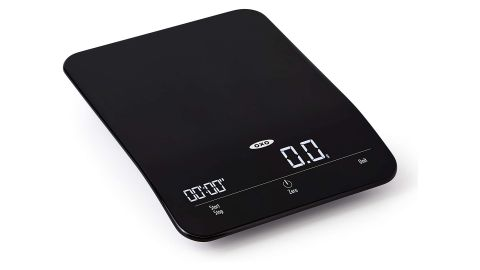 Oxo 11212400 Good Grips 6-Pound Precision Coffee Scale With Timer