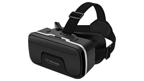 Pecosso 3D Virtual Reality Glasses