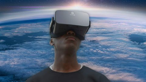 Destek V5 VR headset