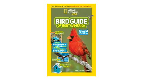 'National Geographic Kids Bird Guide of North America' by Jonathan Alderfer