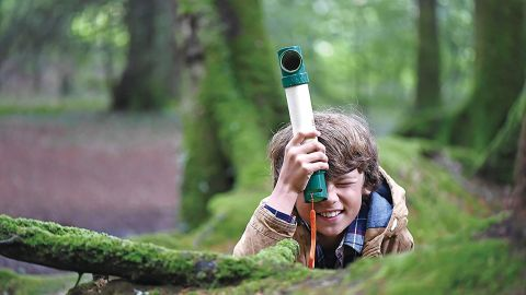 Hape Outdoor Adventure Collection Hide-and-Seek Periscope