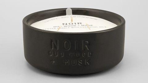 Project 62 Ceramic Jar 3-Wick Noir Oud Wood & Musk Candle