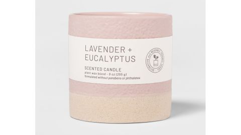 Project 62 Wellness Ceramic Lavender and Eucalyptus Candle