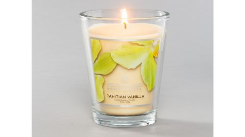 Home Scents by Chesapeake Bay Candle Tahitian Vanilla Jar Candle