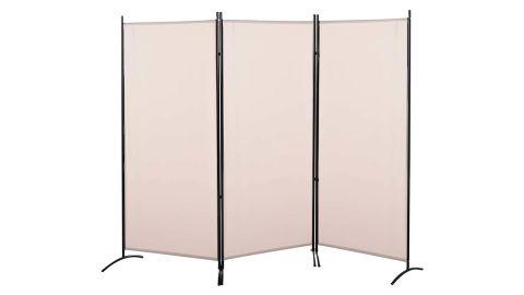Homcom 3-Panel Folding Screen Room Divider