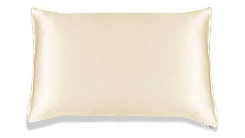 MYK Silk Natural Silk Pillowcase with Cotton Underside