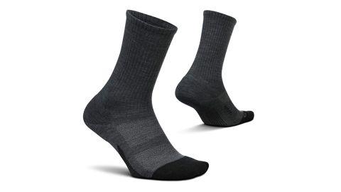 Feetures Merino 10 Cushion Crew Sock