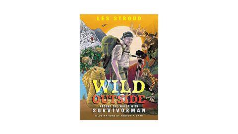 """Wild Outside: Around the World with Survivorman"" Paperback"