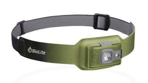 BioLite 200 Lumen No-Bounce Rechargeable Head Light