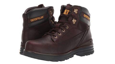 Caterpillar Men's Baseplate Wp Espresso Boots