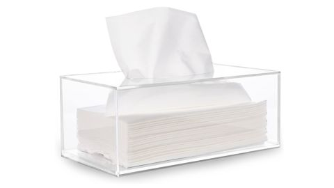 Hblife Acrylic Tissue Dispenser