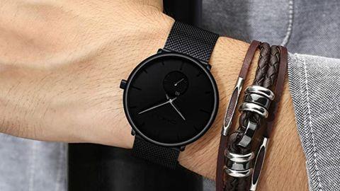 Fizili Waterproof Wristwatch