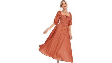 R.Vivimos Summer Long Dress