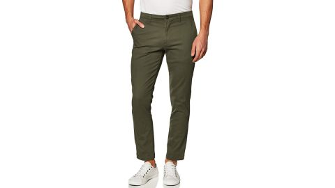 Amazon Essentials Relaxed Fit Stretch Khakis