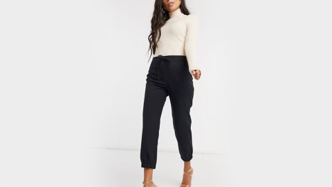 Asos Design Petite Woven Sweatpants