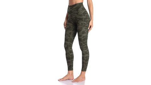 Colorful Koala Women's High-Waisted Yoga Pants 7/8 Length Leggings With Pockets