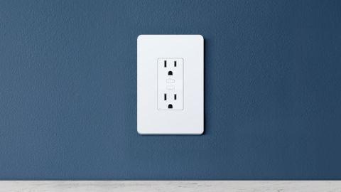 TP-Link Kasa In-Wall Smart Plug